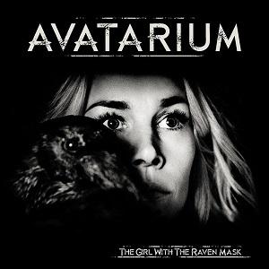 AVATARIUM / アヴァタリアム / ザ・ガール・ウィズ・ザ・レイヴン・マスク<初回限定生産盤CD+DVD>