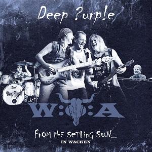 DEEP PURPLE / ディープ・パープル / FROM THE SETTING SUN...IN WACKEN / フロム・ザ・セッティング・サン・・・ディープ・パープル ライヴ・イン・ヴァッケン2013<2CD>
