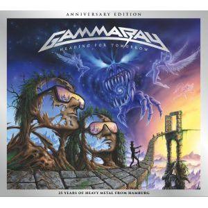 GAMMA RAY / ガンマ・レイ / ヘディング・フォー・トゥモロウ 25周年アニヴァーサリー・エディション2CD