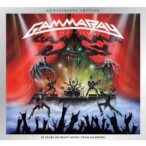GAMMA RAY / ガンマ・レイ / ヘディング・フォー・ジ・イースト 25周年アニヴァーサリー・エディション2CD