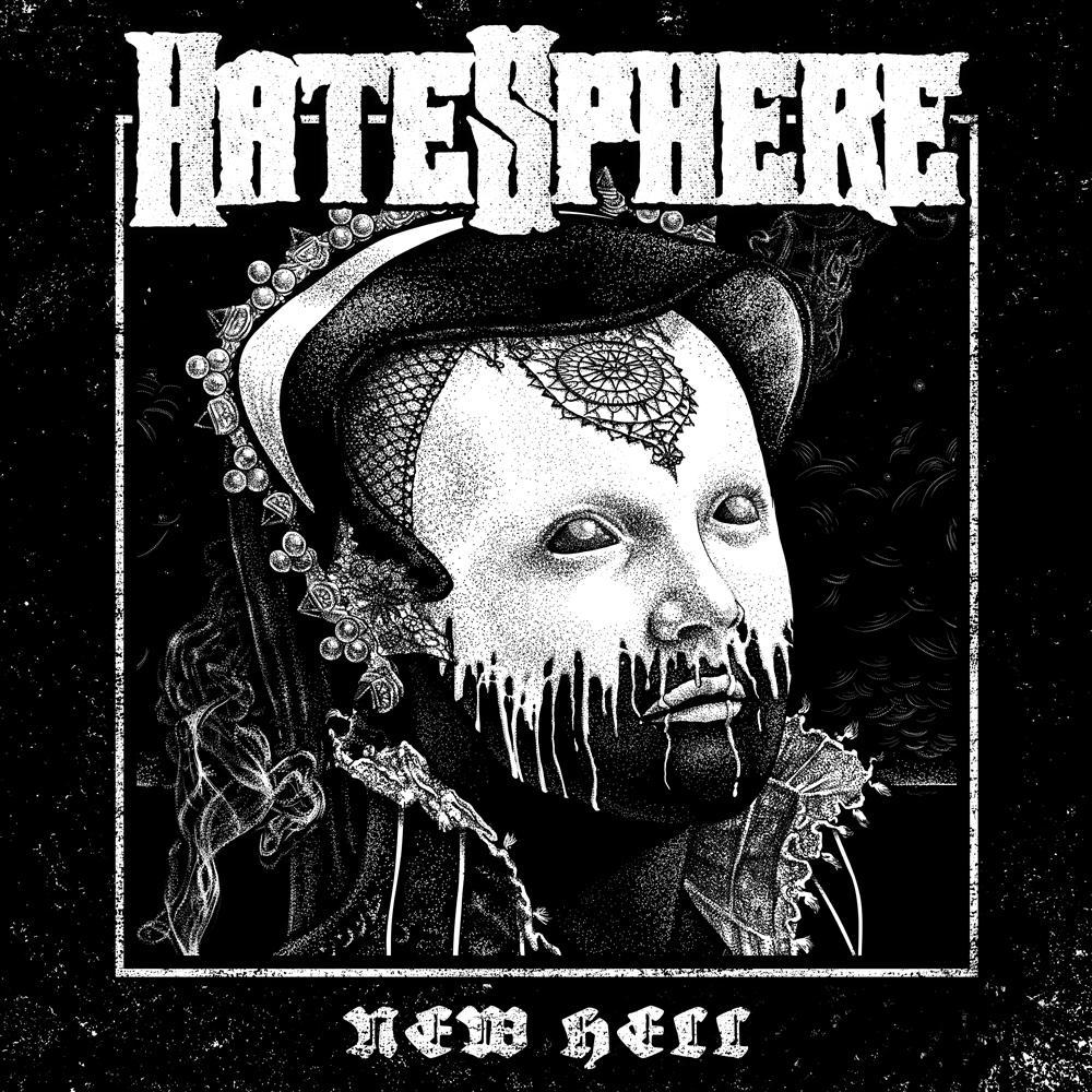 HATESPHERE / ヘイトスフィア / NEW HELL<DIGI>