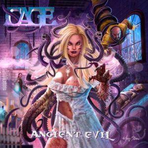 CAGE(METAL) / ケージ / ANCIENT EVIL<DIGI>