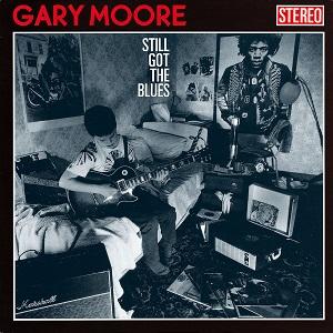 GARY MOORE / ゲイリー・ムーア / スティル・ゴット・ザ・ブルーズ<紙ジャケット>