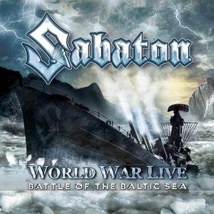 SABATON / サバトン / WORLD WAR LIVE-BATTLE OF THE BALTIC SEA / ワールド・ウォー・ライヴ~バトル・オブ・ザ・バルチック・シー