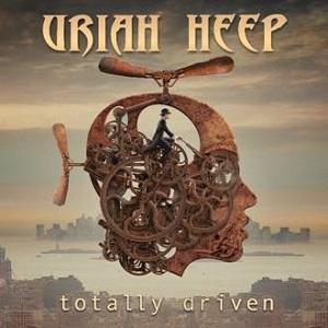 URIAH HEEP / ユーライア・ヒープ / トータリー・ドリヴン