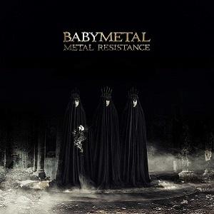 BABYMETAL / ベビーメタル / METAL RESISTANCE / メタル・レジスタンス<初回限定盤 / CD+DVD>