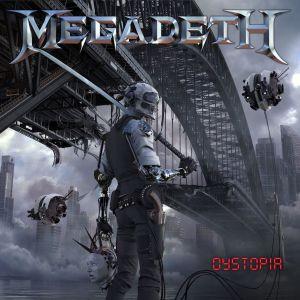 MEGADETH / メガデス / DYSTOPIA