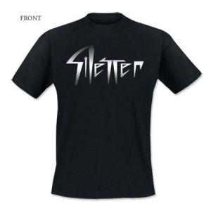 SILENCER (BLACK METAL) / サイレンサー / LOGO<SIZE:M>