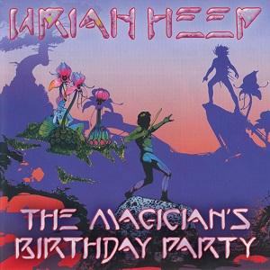 URIAH HEEP / ユーライア・ヒープ / THE MAGICIAN'S BIRTHDAY PARTY / 真・魔の饗宴~ライヴ2001<紙ジャケット>