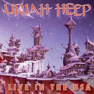 URIAH HEEP / ユーライア・ヒープ / LIVE IN THE USA / ライヴ・イン・ザ・USA~ライヴ2002 (生産限定紙ジャケット仕様)