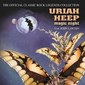 URIAH HEEP / ユーライア・ヒープ / マジック・ナイト~ライヴ2003 (生産限定紙ジャケット仕様)