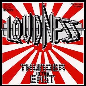 LOUDNESS / ラウドネス / サンダー・イン・ジ・イースト