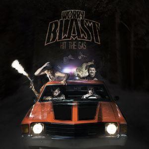 WORRY BLAST / ウォーリー・ブラスト / HIT THE GAS  / ヒット・ザ・ガス