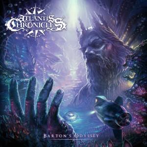 ATLANTIS CHRONICLES / アトランティス・クロニクルズ / BARTON'S ODYSSEY<DIGI>