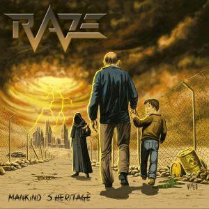 RAZE (METAL) / MANKIND'S HERITAGE