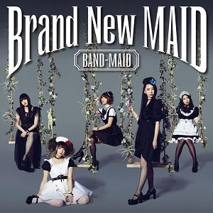 BAND-MAID / バンド-メイド / BRAND NEW MAID / ブラン・ニュー・メイド TYPE-B<CD>