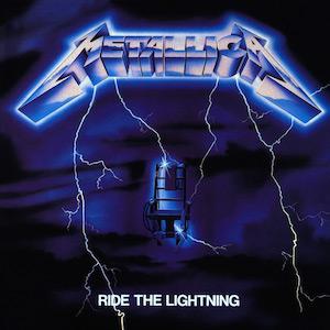 METALLICA / メタリカ / RIDE THE LIGHTNING<LP / REMASTERED>