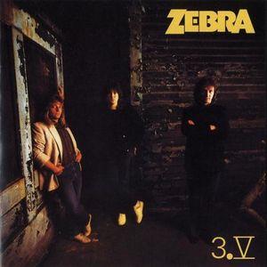 ZEBRA (from US) / ゼブラ / 3.V