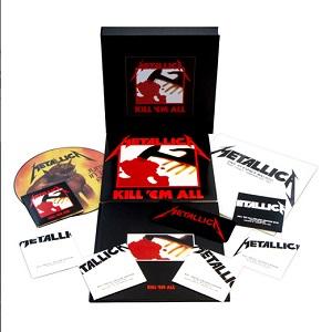 METALLICA / メタリカ / KILL 'EM ALL / キル・エム・オール-リマスター・デラックス・ボックス・セット