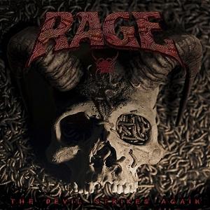 RAGE / レイジ / THE DEVIL STRIKES AGAIN / ザ・デヴィル・ストライクス・アゲイン<日本限定スペシャル・エディションCD+ボーナスCD+『マイ・ウェイ』EP