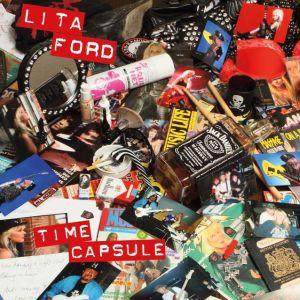 LITA FORD / リタ・フォード / TIME CAPSULE<LP+CD>