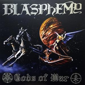 BLASPHEMY / GODS OF WAR<SPLATTER VINYL>