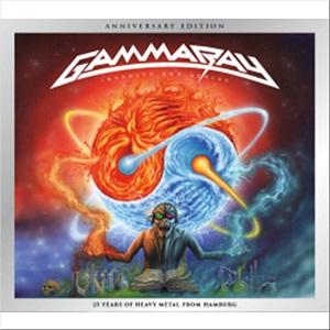 GAMMA RAY / ガンマ・レイ / INSANITY AND GENIUS / インサニティ・アンド・ジーニアス <25周年アニヴァーサリー・エディション>