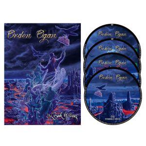ORDEN OGAN / オルデン・オーガン / THE BOOK OF OGAN<2CD+2DVD/BOX>