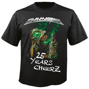 GAMMA RAY / ガンマ・レイ / CHEERZ<SIZE:L>