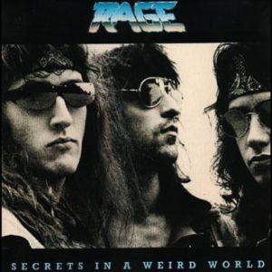 RAGE / レイジ / SECRETS IN A WEIRD WORLD