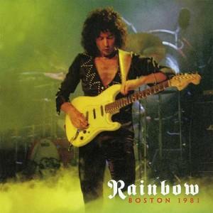 RAINBOW / レインボー / BOSTON 1981<RED VINYL>