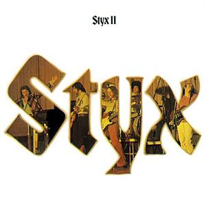 STYX / スティクス / STYX II / レディ/セカンド<紙ジャケット / SHM-CD>