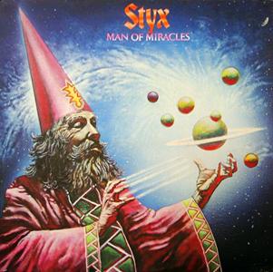 STYX / スティクス / MAN OF MIRACLES / ミラクルズ/スティックスIV<紙ジャケット / SHM-CD>