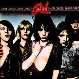 GIRL (METAL) / SHEER GREED