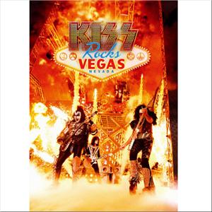 KISS / キッス / KISS ROCK VEGAS / キッス・ロックス・ヴェガス<初回限定盤ブルー・レイ+2CD>