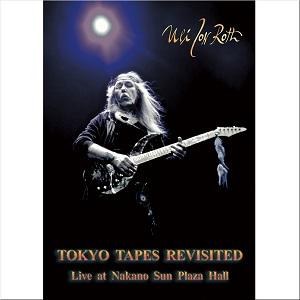 ULI JON ROTH / ウリ・ジョン・ロート / TOKYO TAPES REVISITED - LIVE AT NAKANO SUN PLAZA HALL  / トーキョー・テープス・リヴィジテッド~ウリ・ジョン・ロート・ライヴ・アット・中野サンプラザ<初回限定盤DVD+2CD>