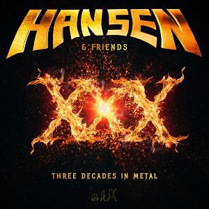 KAI HANSEN / カイ・ハンセン / THREE DECADES IN METAL / XXX-ディケイズ・イン・メタル