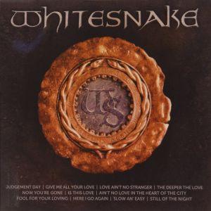 WHITESNAKE / ホワイトスネイク / ICON