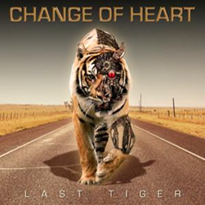 CHANGE OF HEART / チェンジ・オブ・ハート / LAST TIGER / ラスト・タイガー