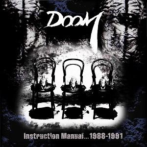 DOOM / ドゥーム / Instruction  Manual... 1988-1991 / インストラクション・マニュアル... 1988-1991<CD+DVD>