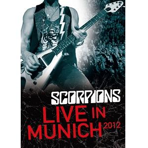 SCORPIONS / スコーピオンズ / LIVE IN MUNICH 2012 / スコーピオンズ 蠍団転生前夜~ライヴ・イン・ミュンヘン2012<ブルー・レイ>