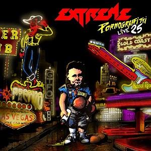 EXTREME / エクストリーム / PORNOGRAFFITTI LIVE 25 / ポルノグラフィティ・ライヴ25<2CD>