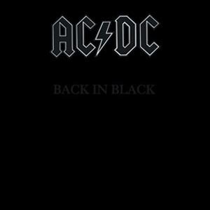 AC/DC / エーシー・ディーシー / BACK IN BLACK<VINYL>