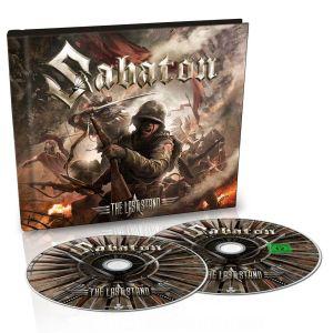 SABATON / サバトン / THE LAST STAND<CD+DVD/DIGI>
