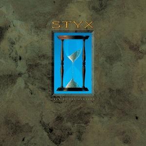 STYX / スティクス / EDGE OF THE CENTURY / エッジ・オブ・ザ・センチュリー<紙ジャケット / SHM-CD>