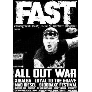 ファンジン / FAST issue#10 / ファスト・イシュー#10