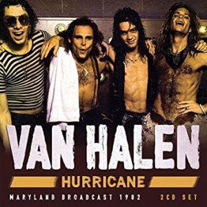 van halen ヴァン ヘイレン hurricane hard rock