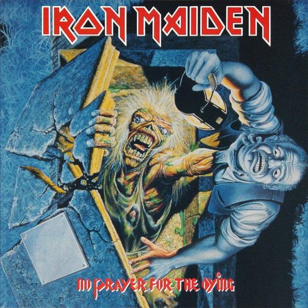Iron Maiden/ /Seventh Son of a Seventh Son /CD Platinum Disc/