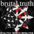 BRUTAL TRUTH ブルータル・トゥルース / EVOLUTION THROUGH REVOLUTION ディスクユニオン限定Tシャツ付(Lサイズ)