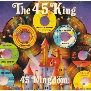 45 KING / 45キング(DJ マーク・ザ・45・キング / 45 KINGDOM